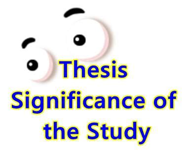 Thesis proposals how to